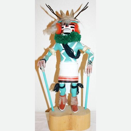 Hopi Deer Dancer Katsina