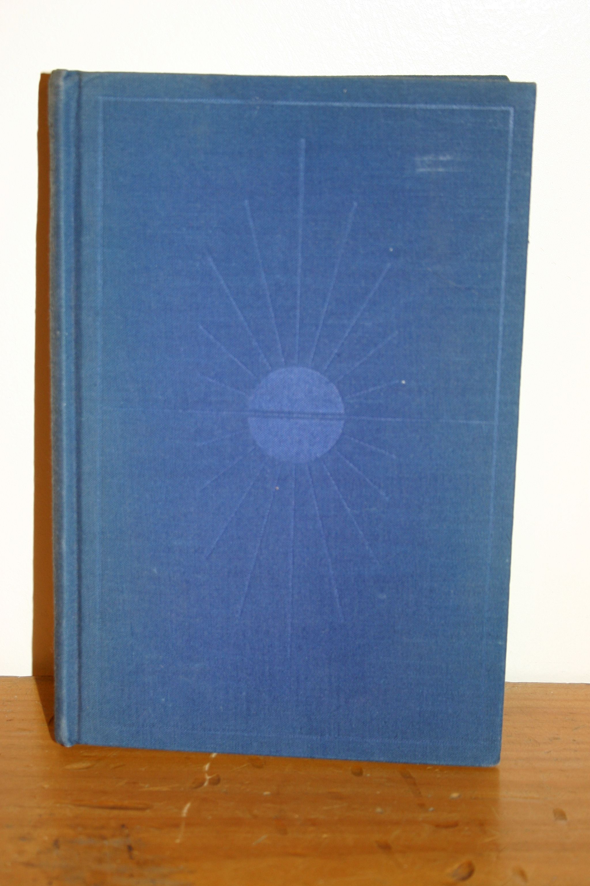 BOOK - AMERICAN INDIAN - BLACKFOOT - THE SUN GOD'S CHILDREN, 1ST ED  1930  by Schultz and Donaldson